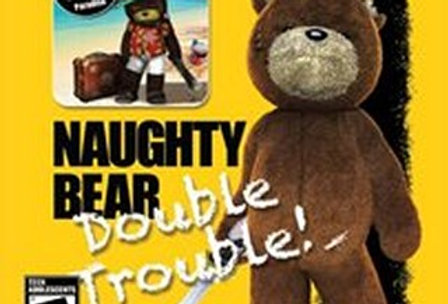 Naughty Bear Double Trouble