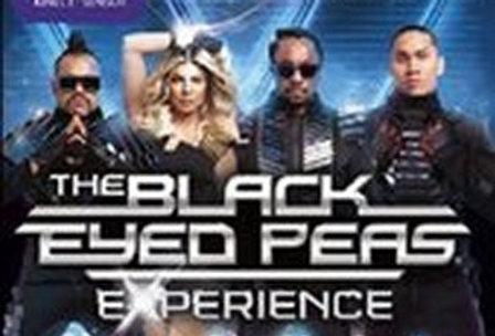 Black Eyed Peas Experience -Xbox 360