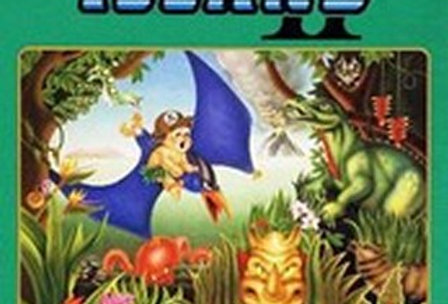 Adventure Island II -Nintendo (NES)