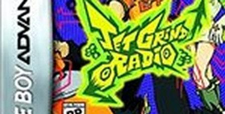 Jet Grind Radio -Game Boy Advance