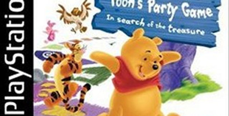 Pooh's Party Game in Search of the Treasure