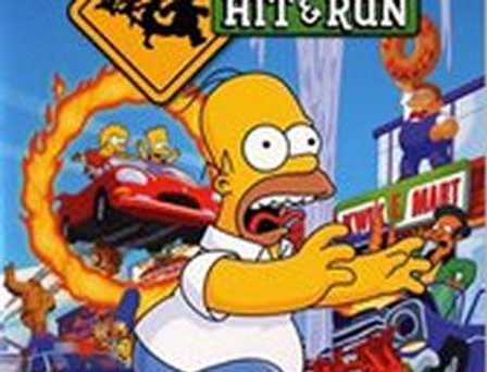 Simpsons Hit and Run, The -PlayStation 2