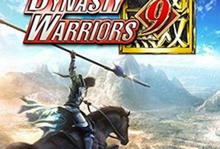 Dynasty Warriors 9 -PlayStation 4
