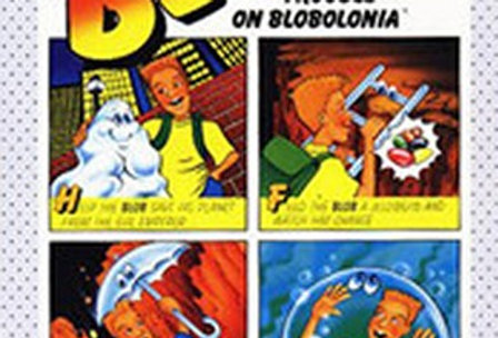 Boy and His Blob Trouble on Blobolonia, A