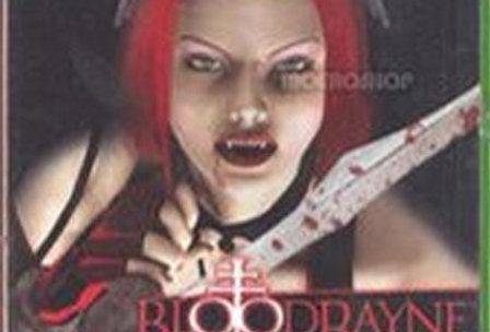 Bloodrayne -Xbox
