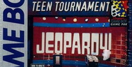 Jeopardy Teen Tournament