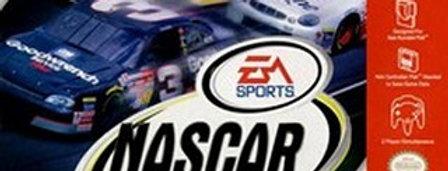 NASCAR 2000 -Nintendo 64