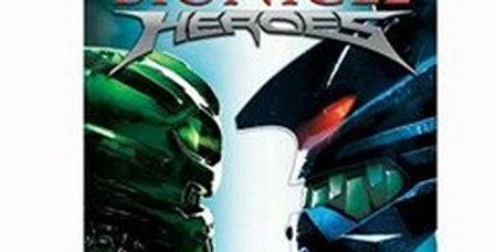 Bionicle Heroes -Nintendo Wii
