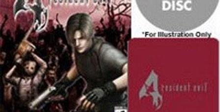 Resident Evil 4 Gamestop Edition