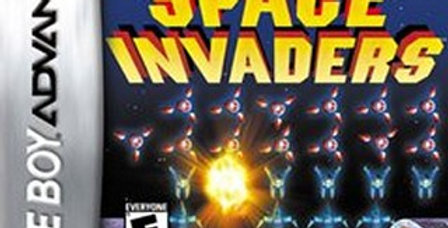 Space Invaders -Game Boy Advance