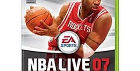 NBA Live 2007 -Xbox 360