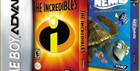 Incredibles and Finding Nemo, The