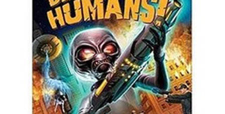 Destroy All Humans -PlayStation 2