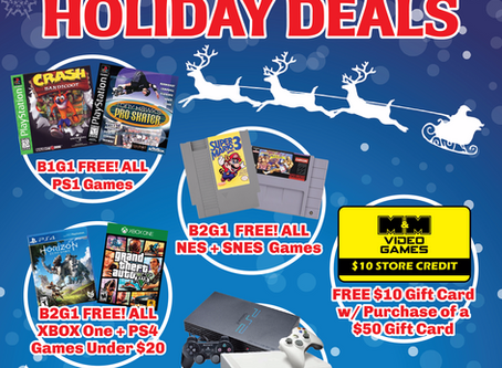 M&M 54th Ave Holiday Deals