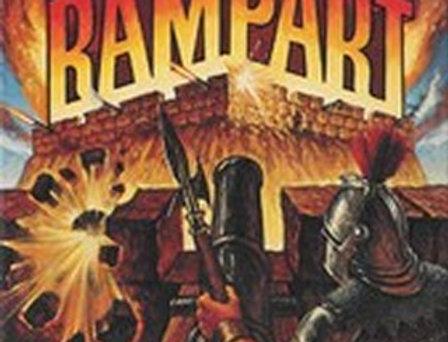 Rampart -Nintendo (NES)