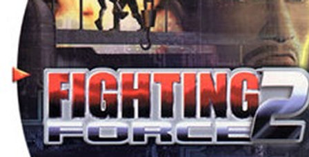 Fighting Force 2 -Sega Dreamcast