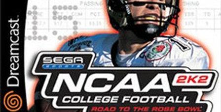 NCAA College Football 2K2