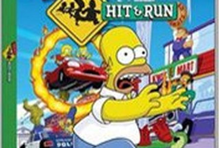 Simpsons Hit and Run, The -Xbox