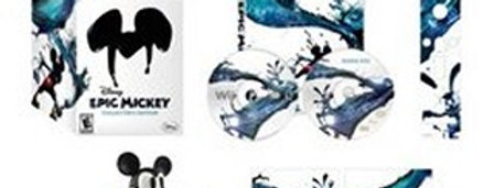 Disney Epic Mickey Collector's Edition