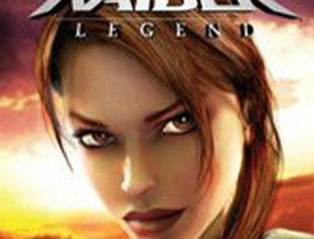 Tomb Raider Legend -Xbox
