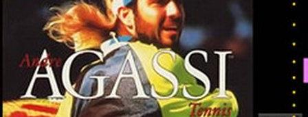 Andre Agassi Tennis -Nintendo, Super (SNES)