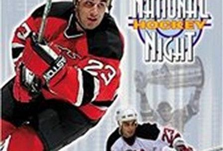 ESPN National Hockey Night -PlayStation 2