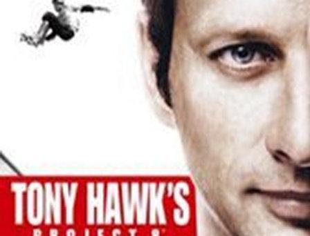 Tony Hawk Project 8 -Xbox