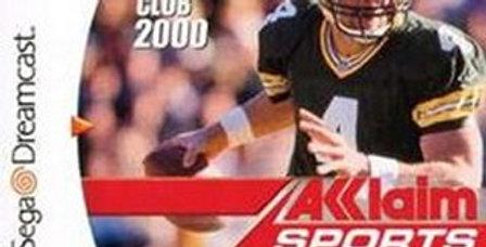 NFL Quarterback Club 2000 -Sega Dreamcast