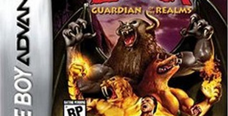 Altered Beast Guardian of the Realms