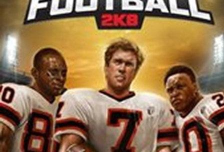 All Pro Football 2K8 -Xbox 360