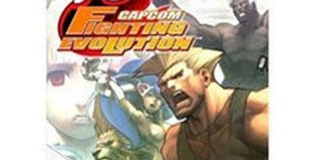 Capcom Fighting Evolution -Xbox