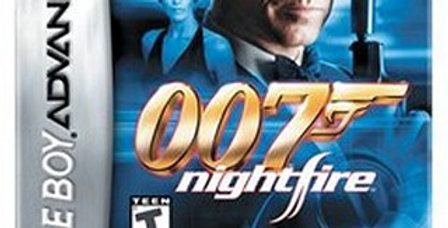 007 Nightfire -Game Boy Advance