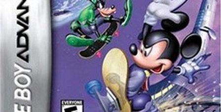 Disney Sports Skateboarding -Game Boy Advance