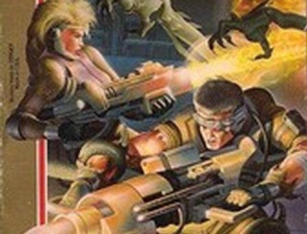 Alien Syndrome -Nintendo (NES)