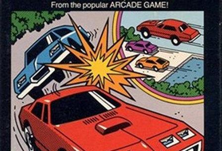 Bump 'n' Jump -Atari 2600