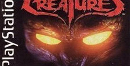 Nightmare Creatures -PlayStation 1