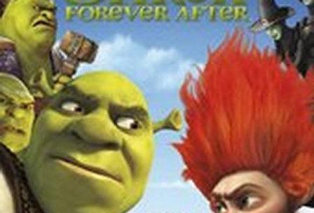 Shrek Forever After -Xbox 360