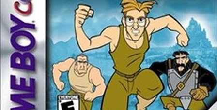 Atlantis the Lost Empire -Game Boy Color