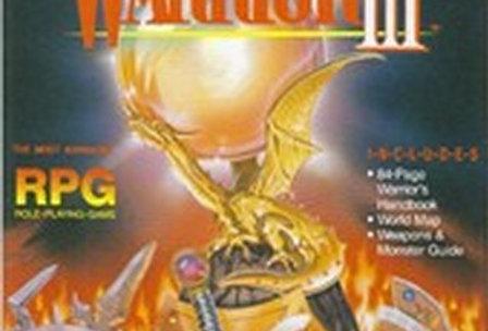 Dragon Warrior III -Nintendo (NES)