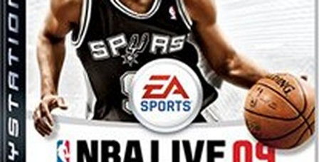NBA Live 09 -PlayStation 3