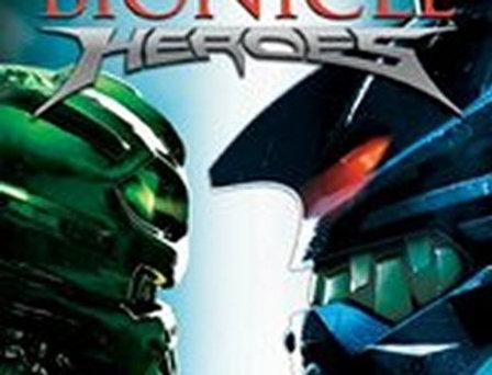 Bionicle Heroes -PlayStation 2