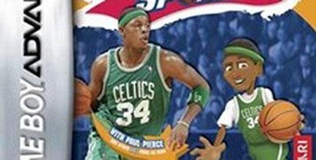 Backyard Basketball 2007 -Game Boy Advance