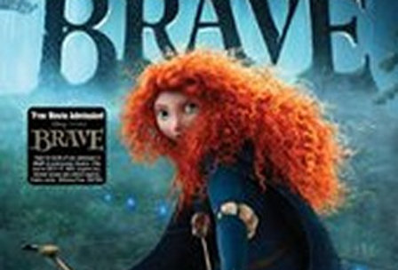 Brave The Video Game -Xbox 360