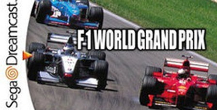 F-1 World Grand Prix -Sega Dreamcast