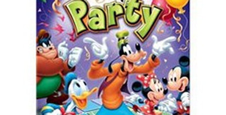 Disney Party -Nintendo Gamecube