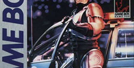 RoboCop -Game Boy