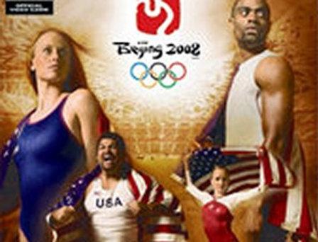 Beijing Olympics 2008 -Xbox 360