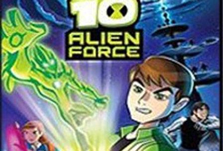 Ben 10 Alien Force -Nintendo Wii