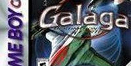 Galaga Destination Earth -Game Boy Color
