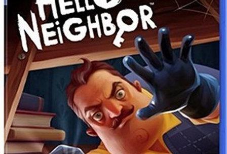 Hello Neighbor -PlayStation 4
